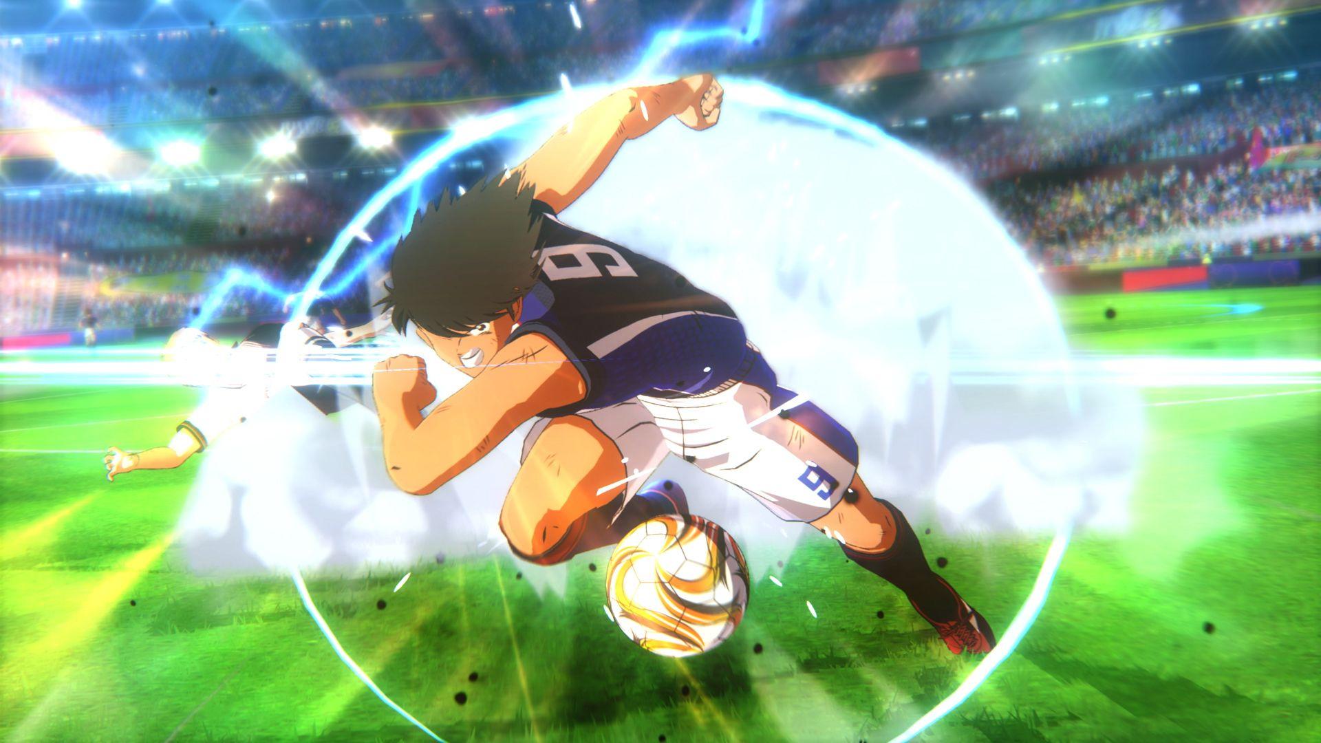 Авторы Captain Tsubasa представили иностранных футбольных соперников