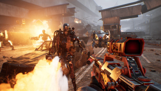 Бесплатное обновление Terminator: Resistance с PS4 на PS5 может задержаться