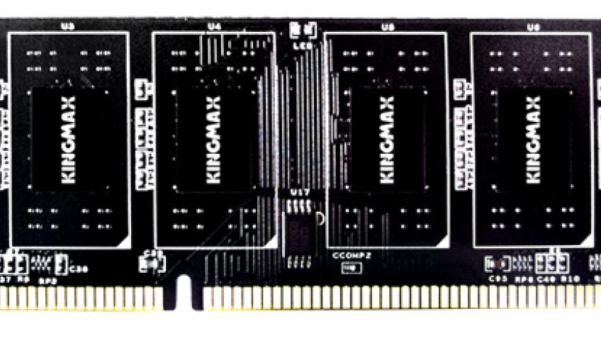 Новые модули памяти Kingmax с нанорадиаторами