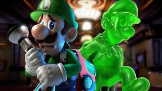 Luigi's Mansion3 получит платное DLC в 2020 году