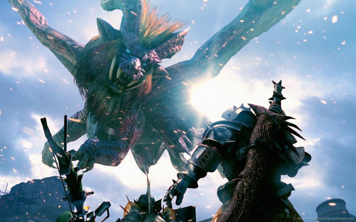В Monster Hunter XX владельцы Switch сыграют с владельцами 3DS
