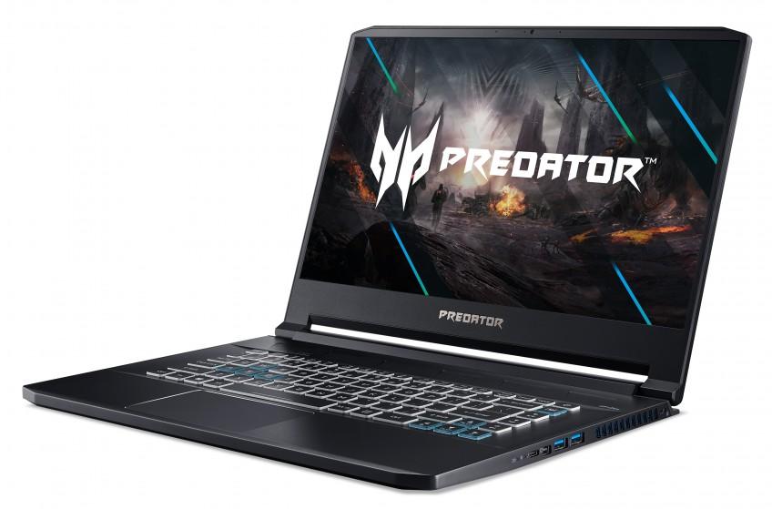 Игровые ноутбуки Acer Predator Triton 500 и Nitro5 основаны на новейших CPU Intel