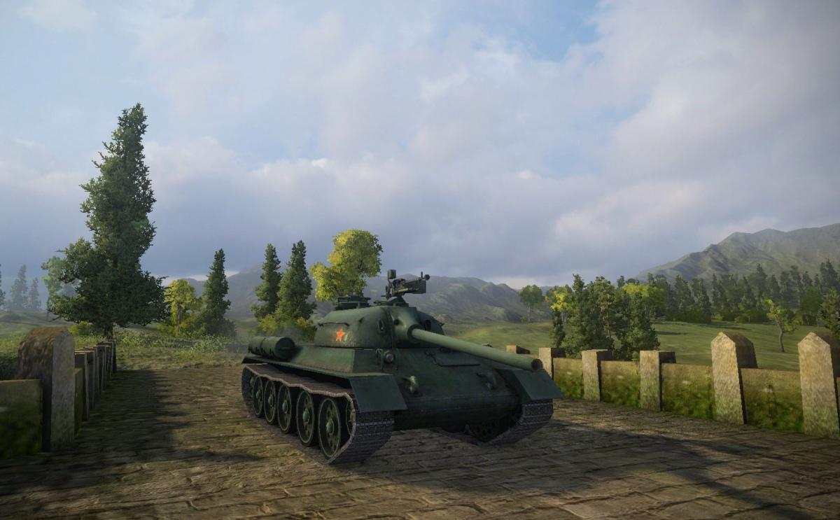 Разработчики World of Tanks объявили акцию в честь прототипной техники