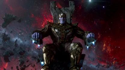Первый взгляд на Таноса в «Мстители: Война бесконечности»