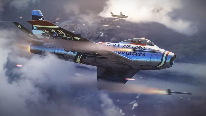Разработчики War Thunder сняли клип на песню «Фантом» рок-группы «Чиж & Со»