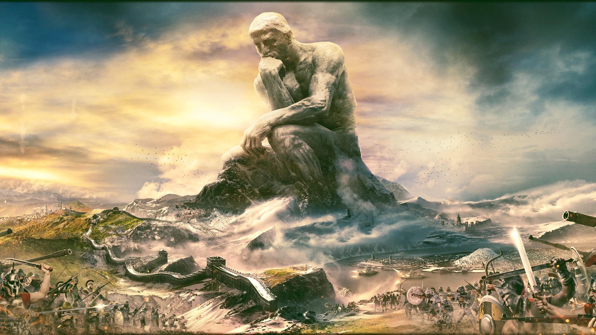 В Civilization VI внезапно появилась королевская битва — «Красная смерть»