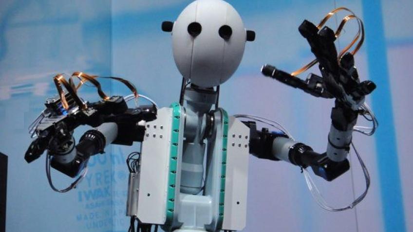 Робот Telesar V обещает телеприсутствие на новом уровне
