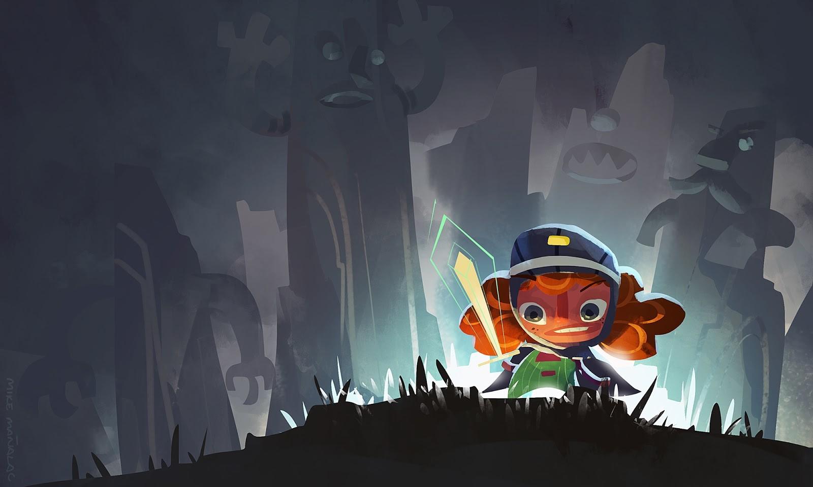 По игре и книге Knights and Bikes снимут мультсериал