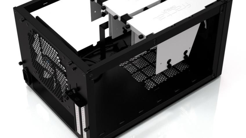 Новый миниатюрный корпус Fractal Design