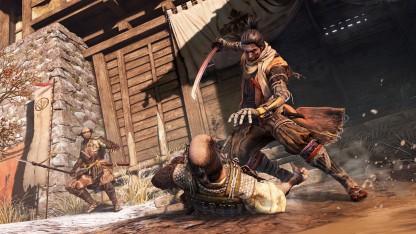 Первые подробности о новой игре от создателей Dark Souls — Sekiro: Shadows Die Twice