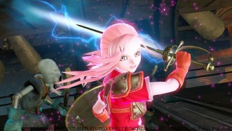 Dragon Quest: Heroes выйдет на PC в декабре