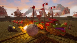 Релиз Rock of Ages III: Make & Break отложили почти на два месяца