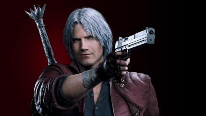 Capcom представила статуэтку Данте из Devil May Cry5 за 315 тыс рублей