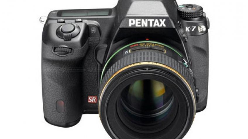 Новая зеркалка Pentax