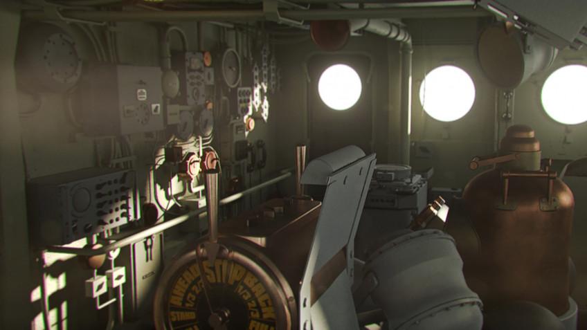 Авторы U-Boot the Board Game представили симулятор Destroyer: The U-Boat Hunter