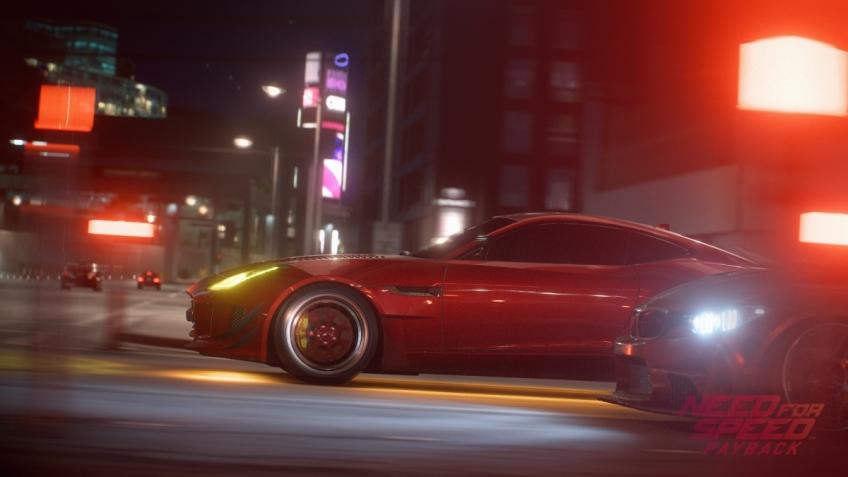 Авторы Need for Speed: Payback готовятся добавить совместный онлайновый режим