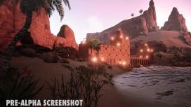 На новых скриншотах из Conan Exiles показали мир игры