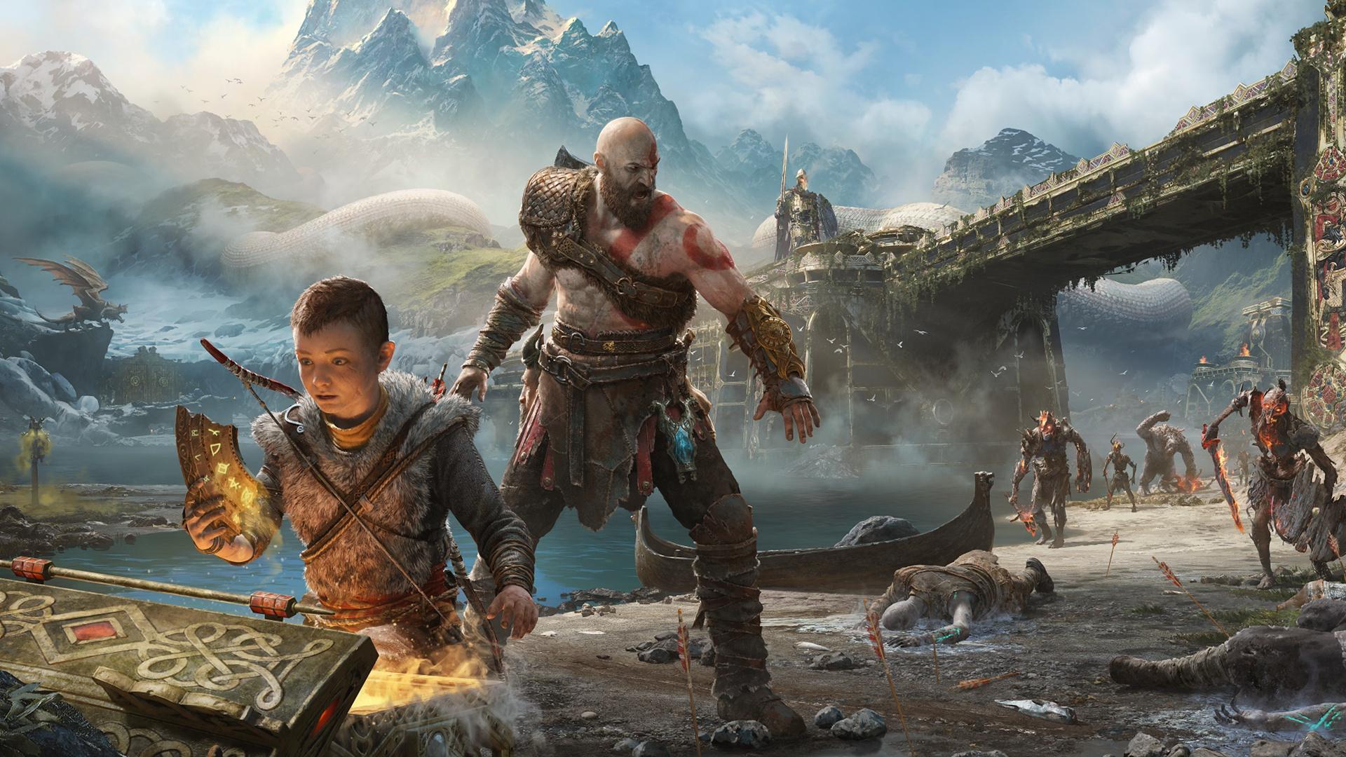 Распродажа в PS Store: Death Stranding, Control, Red Dead Redemption2, God of War
