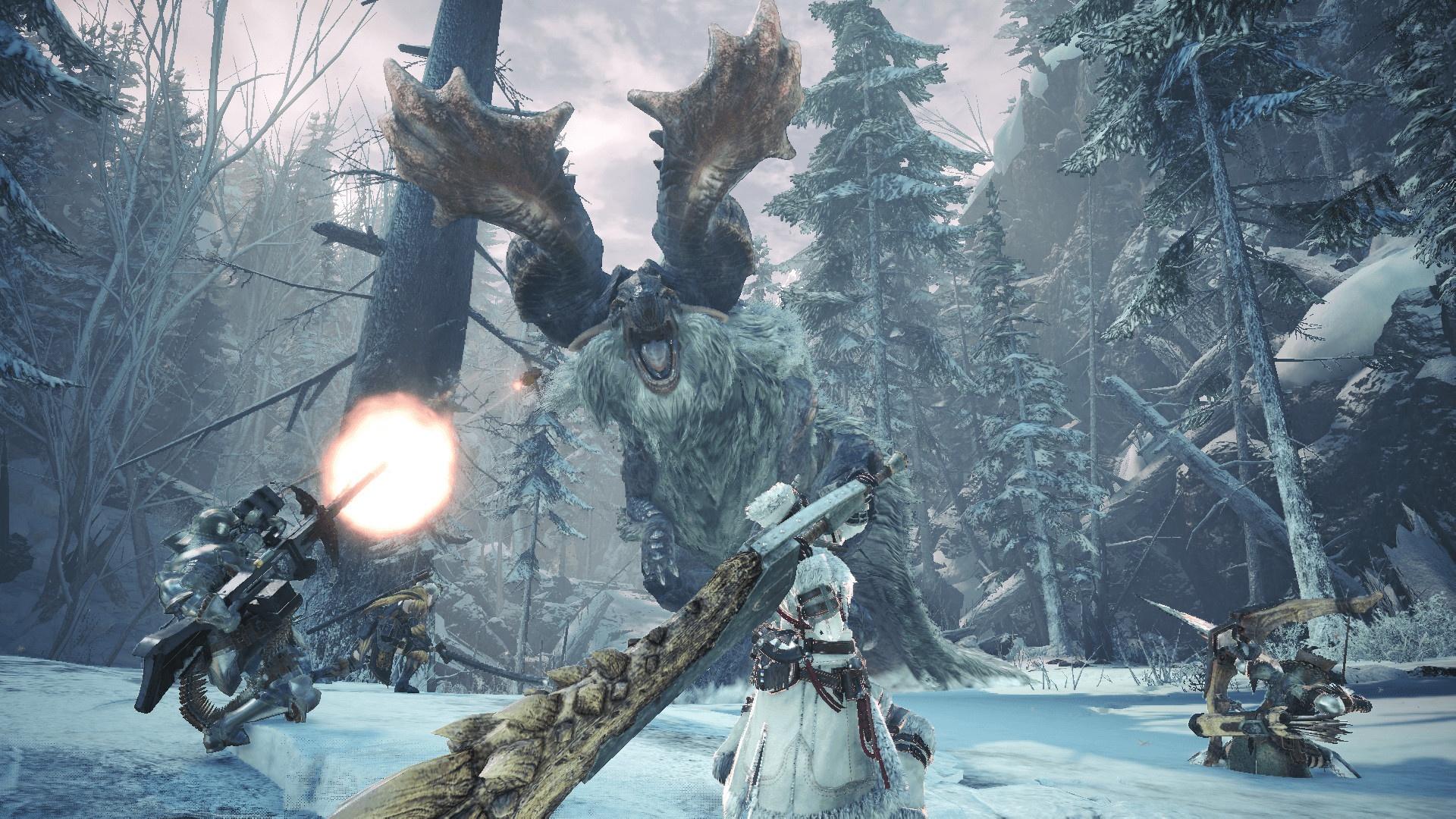 PC-игроки жалуются, что DLC Iceborne для Monster Hunter: World удаляет сохранения