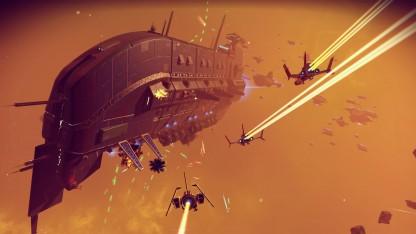 Игрок No Man's Sky назначил награду 200 миллионов юнитов за звездолёт