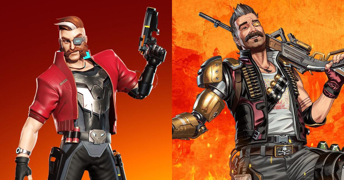 Инди-разработчики обвинили авторов Apex Legends в воровстве персонажа