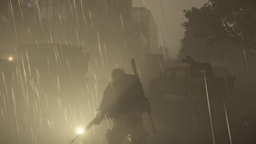 В The Division2 на PS5 вернули туман и дым