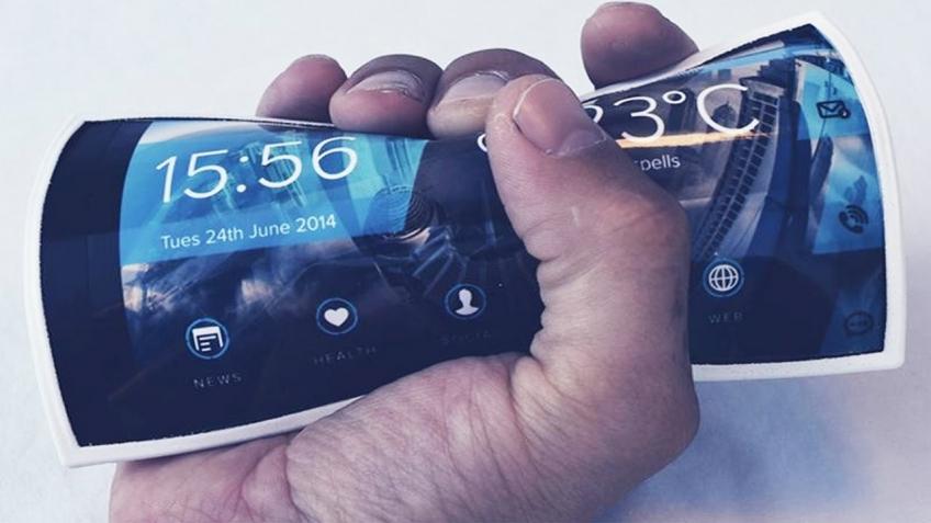 Сгибающийся смартфон Samsung Galaxy X могут показать на CES 2019