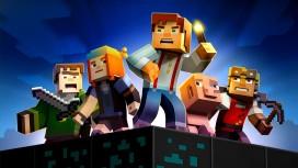 Первый эпизод Minecraft: Story Mode стал бесплатным