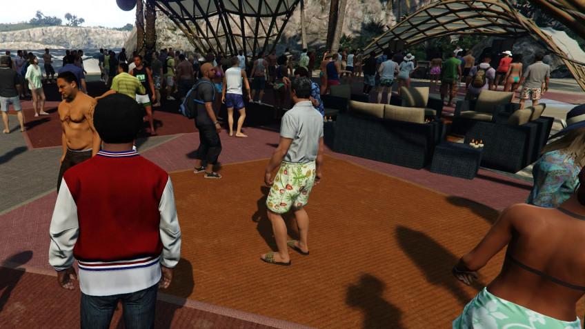 Ограбить Кайо-Перико теперь можно в GTA V