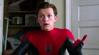 Sony сомневалась в выборе Тома Холланда на роль Человека-паука