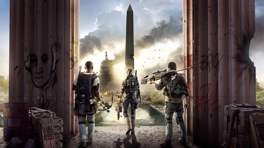 «Добро пожаловать в Тёмную зону»: новый трейлер The Division2