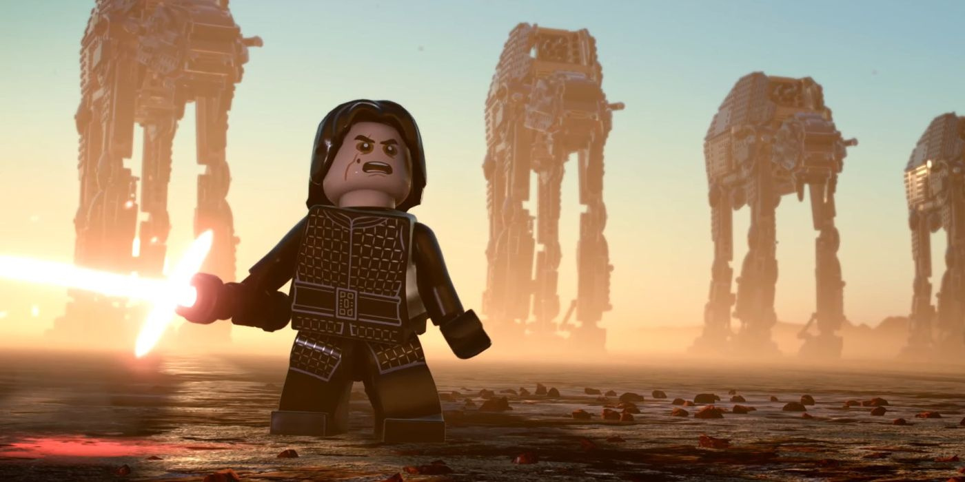 LEGO Star Wars: The Skywalker Saga перенесли на неопределённый срок