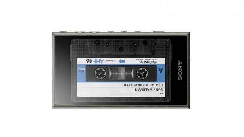 Sony Walkman NW-A100TPS — почти ностальгический плеер