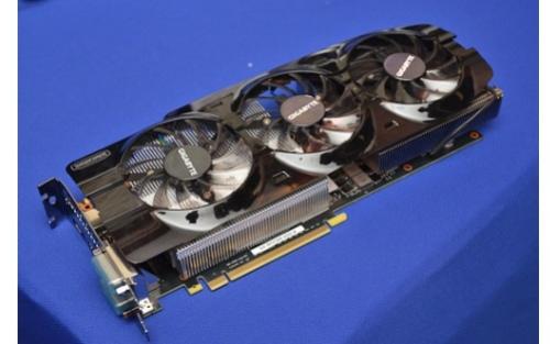 Gigabyte представила GeForce GTX Titan с кулером WindForce 3X