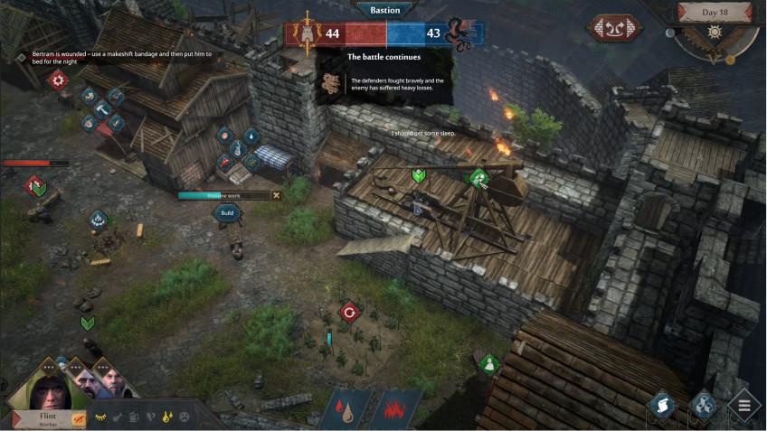 Стратегический симулятор жизни Siege Survival выходит18 мая на PC
