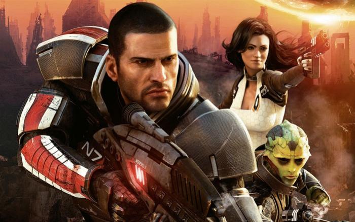 Мрачный и безнадежный Mass Effect3
