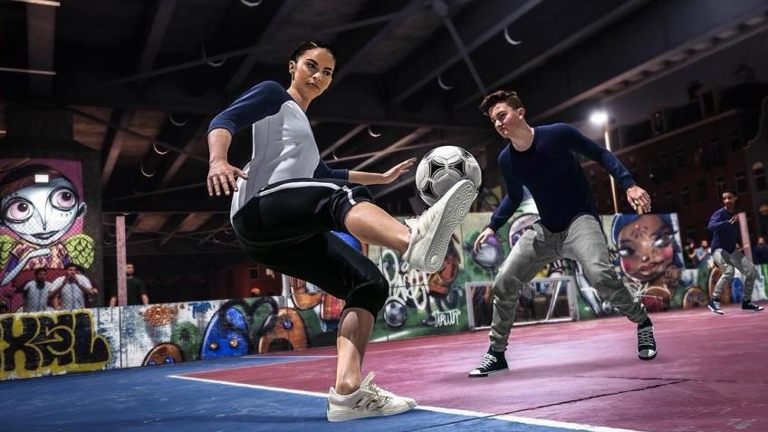 ЕА показала геймплейный трейлер FIFA 20 с подобным FIFA Street режимом — Volta