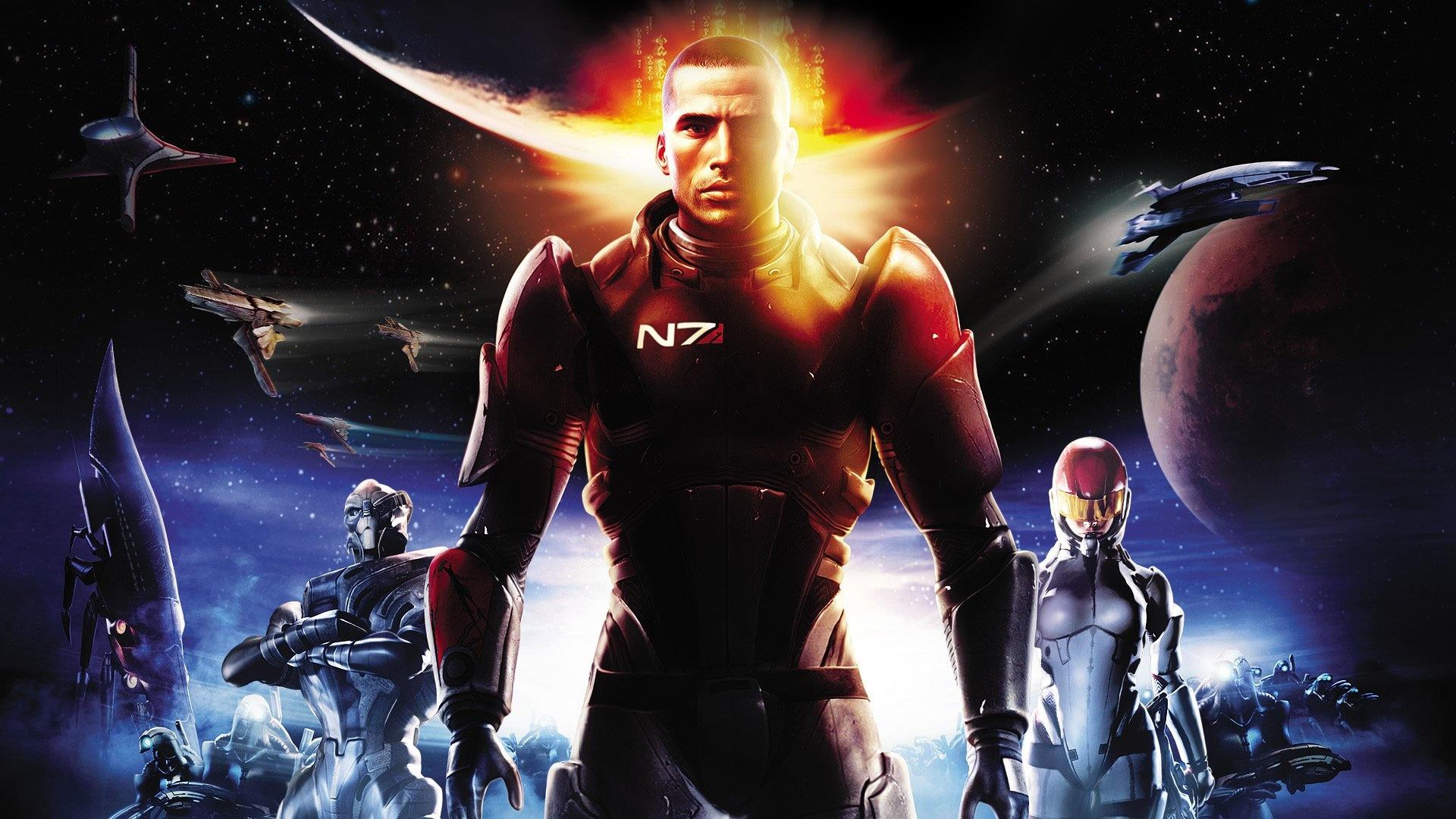BioWare тизерит ремастер трилогии Mass Effect?