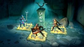 В Blightbound добавили ботов, новую героиню и поддержку русского языка