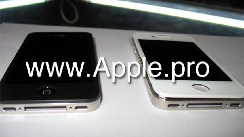 В Сеть попали фото следующего iPhone в белом корпусе