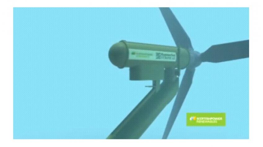 В Шотландии построят волновую электростанцию