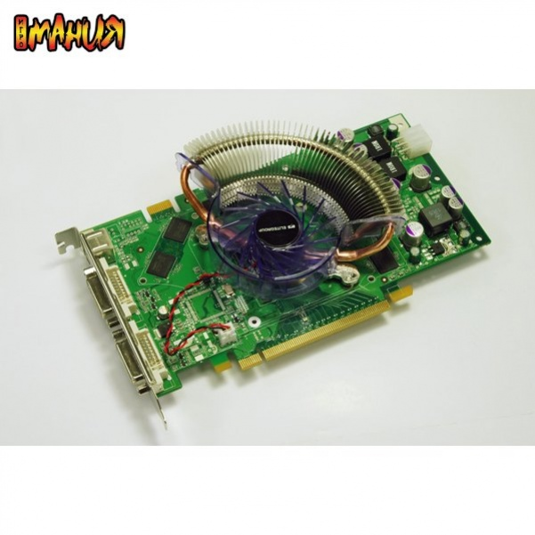 GeForce 7950 GT и 7900 GS от Elitegroup