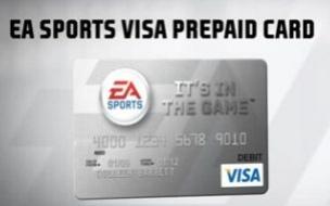 EA Sports выпустила пластиковую карту