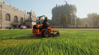 Симулятор стрижки газона выйдет 10 августа на Xbox Series и PC