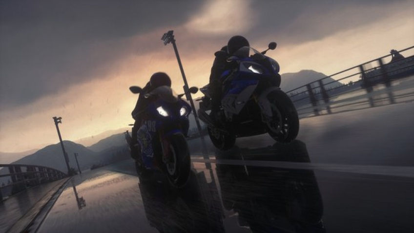 Гонки на мотоциклах показали на новых скриншотах DriveClub Bikes
