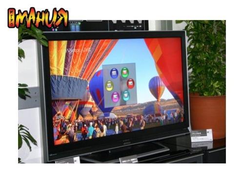 Телевизор JVC управляется хлопками