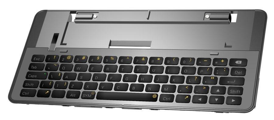 Малоизвестный стартап разрабатывает смартфон с QWERTY-клавиатурой
