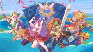 Фанаты серии Mana получат сразу три проекта к 30-летию серии
