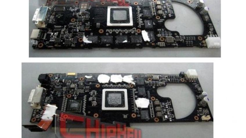 Фото GeForce 9800 GX2 без кулера