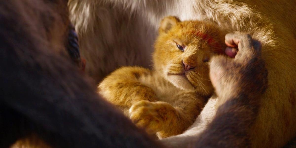 Вышел полноценный трейлер киноадаптации «Король Лев»